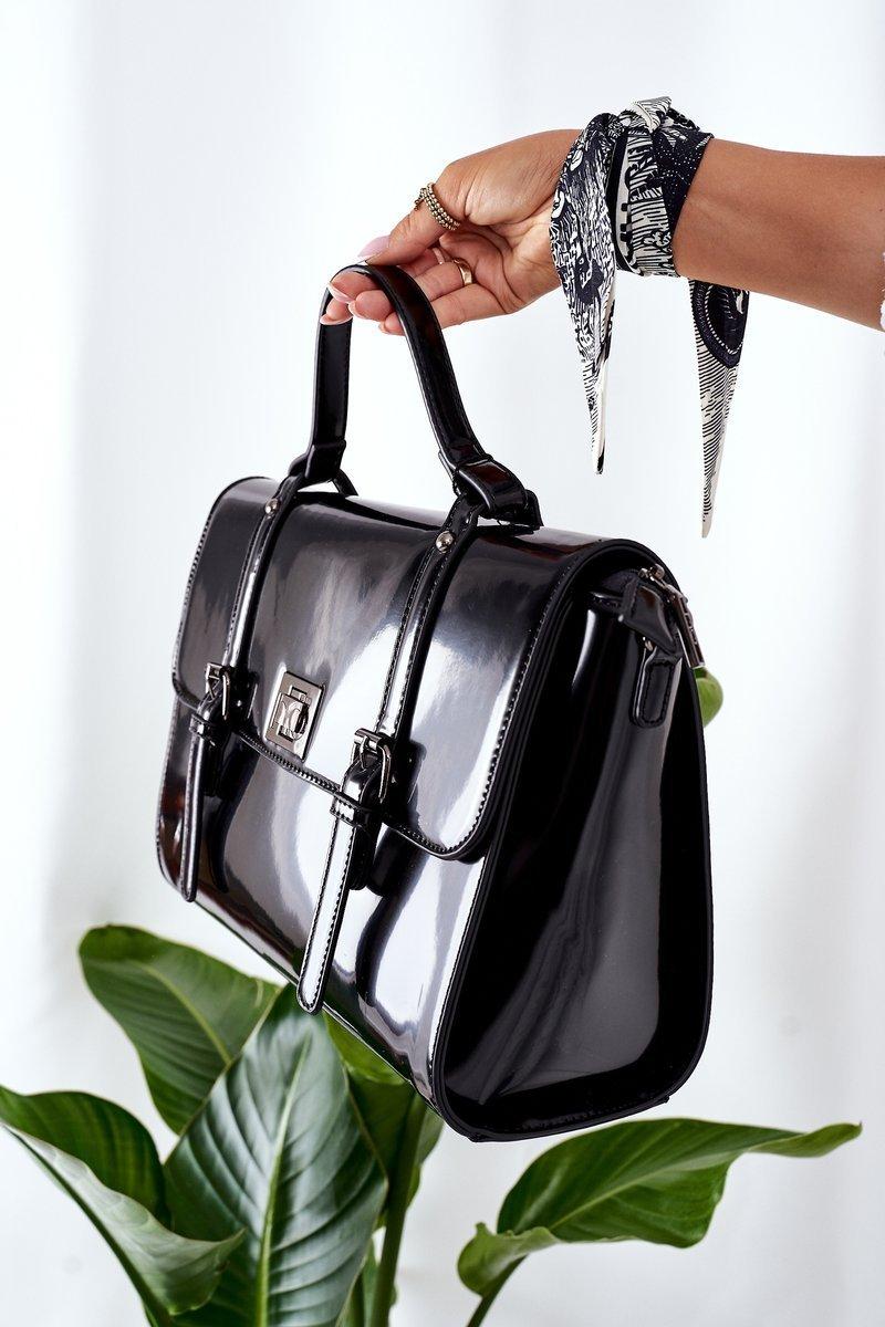 Briefcase Handbag NOBO L1540 Black