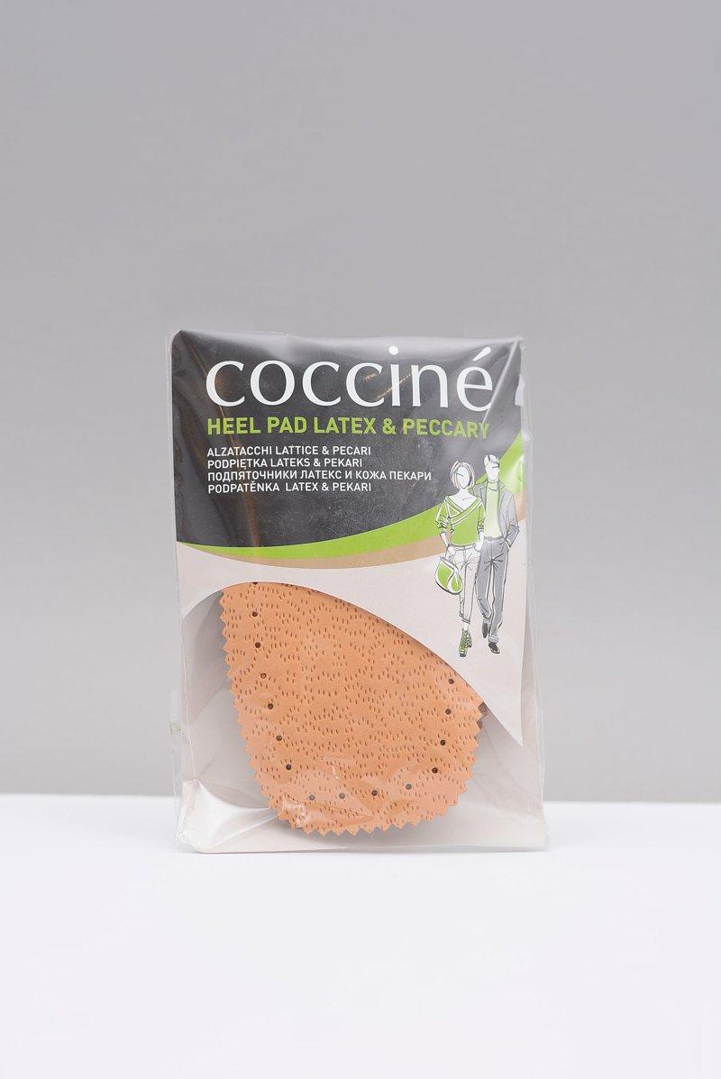 Coccine Latex Heel pad Pekari Beige