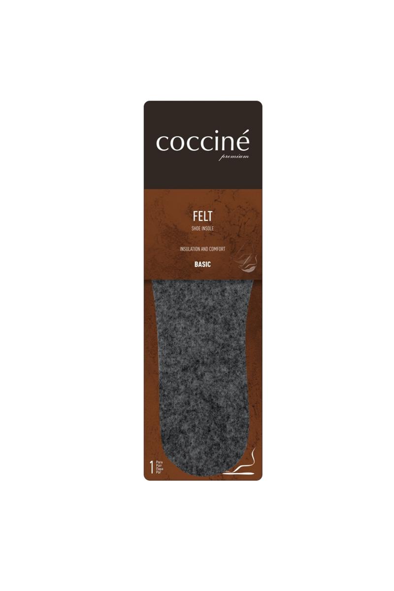 Coccine Warm Felt Thick Insoles 3mm