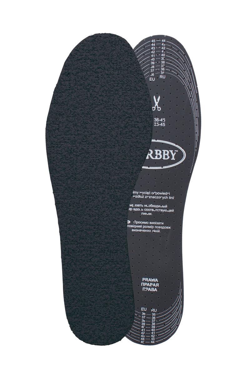 Corbby FROTTE BLACK Wkładki Z Węglem Aktywnym