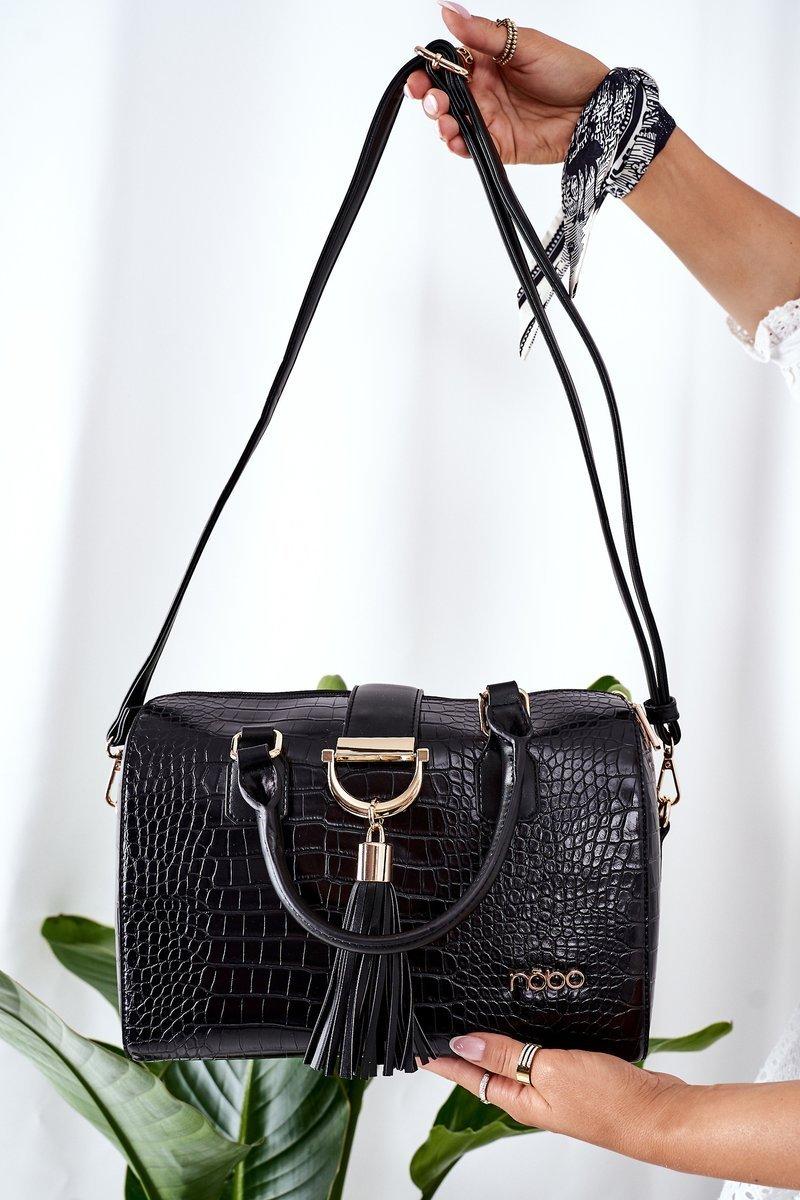 Handbag NOBO L1440 Black