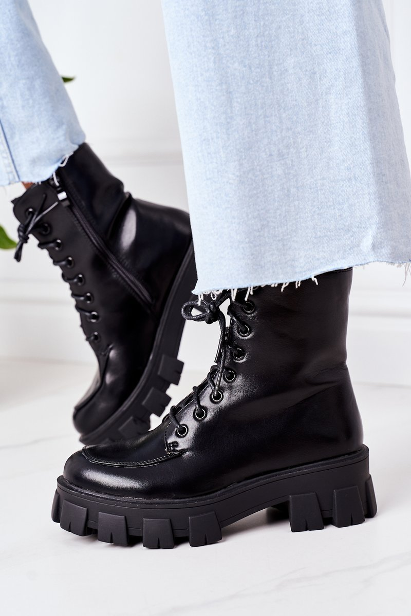 Insulated Boots Black World Is Mine