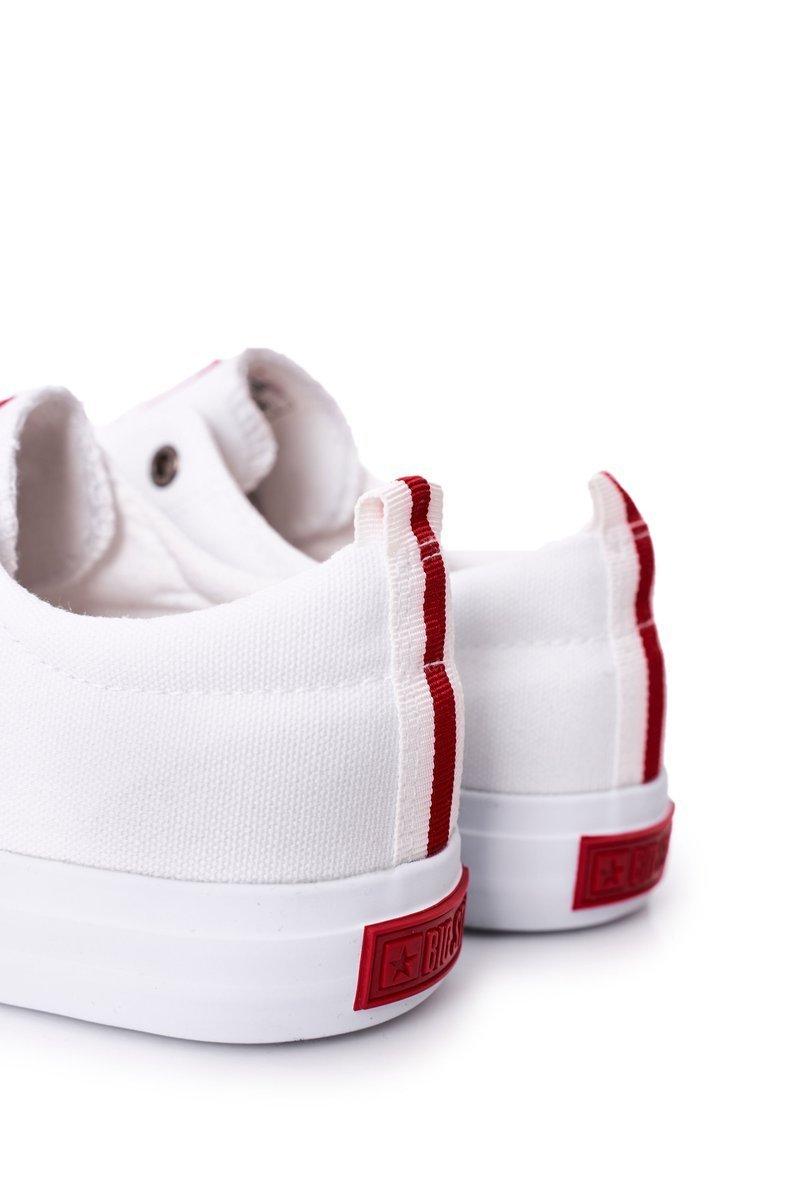 Men's Sneakers Big Star HH174038 White