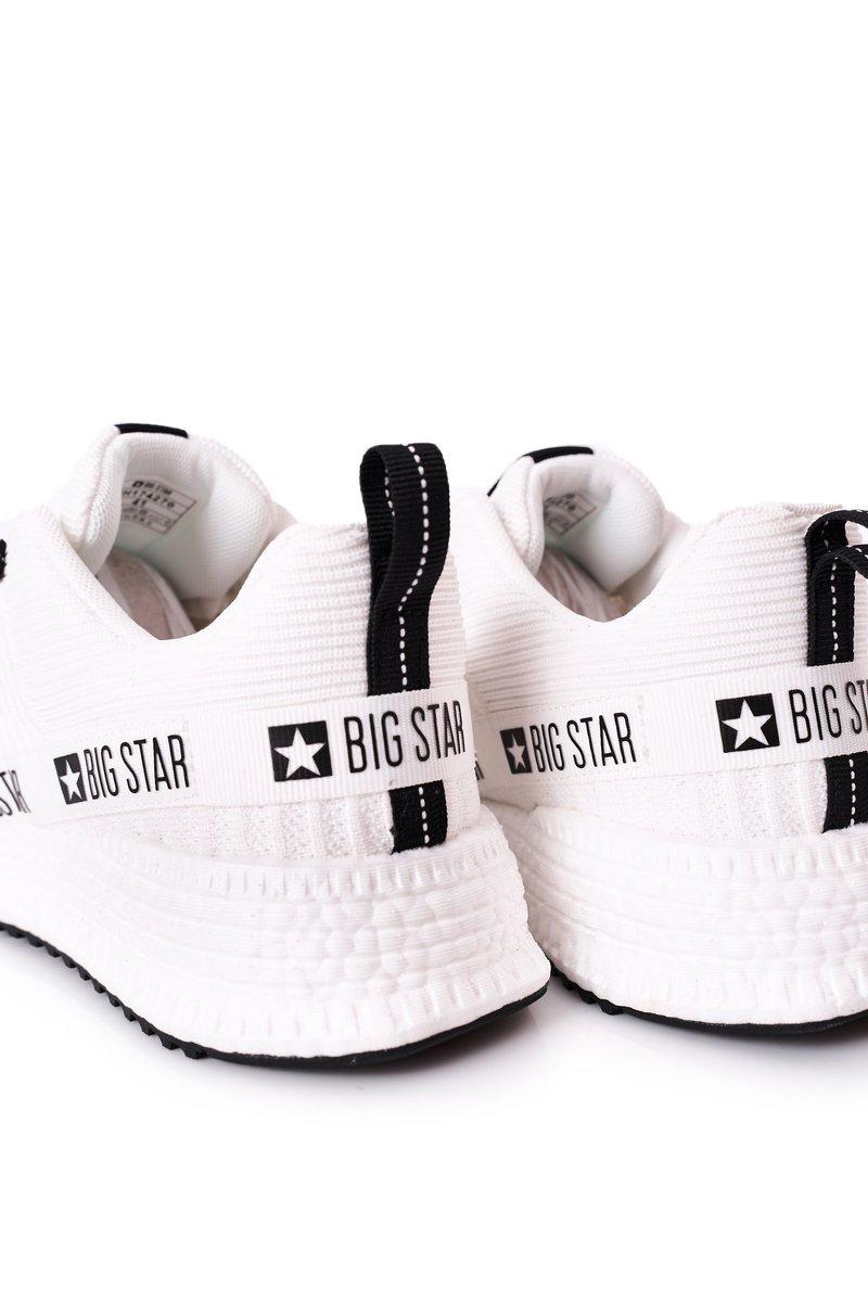 Men's Sport Shoes Big Star HH174270 White