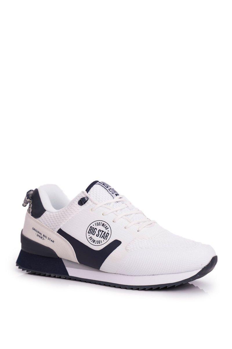 Sport Shoes Big Star White FF174204