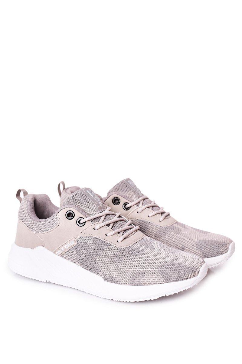 Men's Sport Shoes Memory Foam Big Star HH174139 Grey
