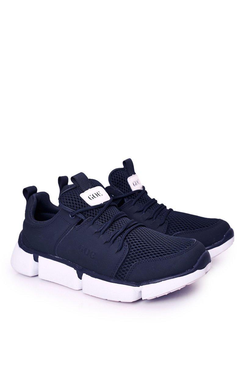 Men's Sports Shoes Sneakers GOE HH1N4031 Navy Blue