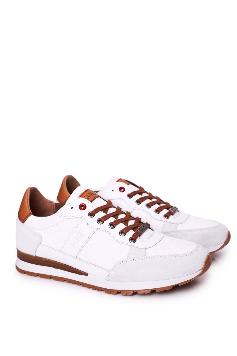 Men's Sports Shoes Sneakers GOE HH1N4054 White