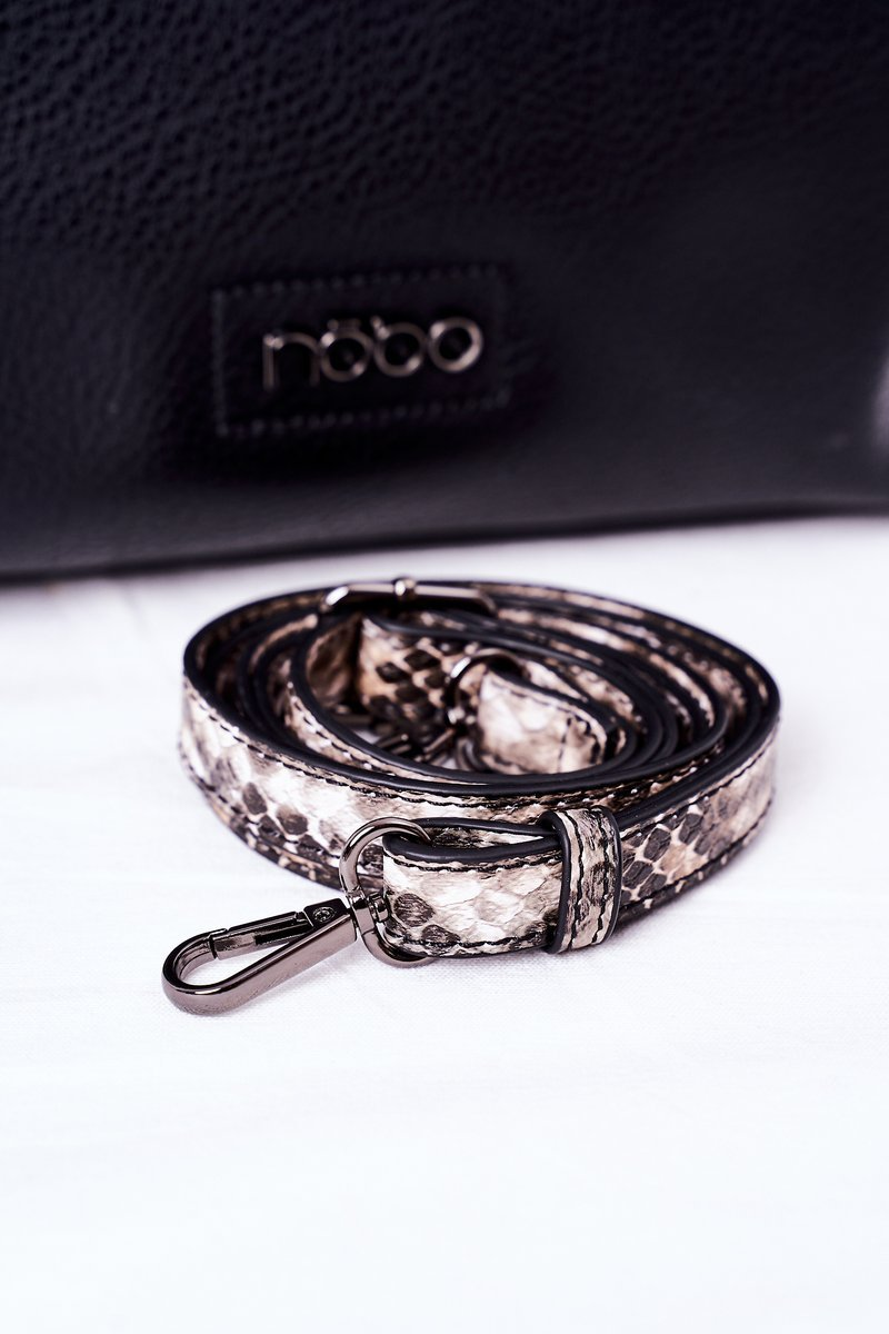 Shopper Handbag NOBO K3520 Black