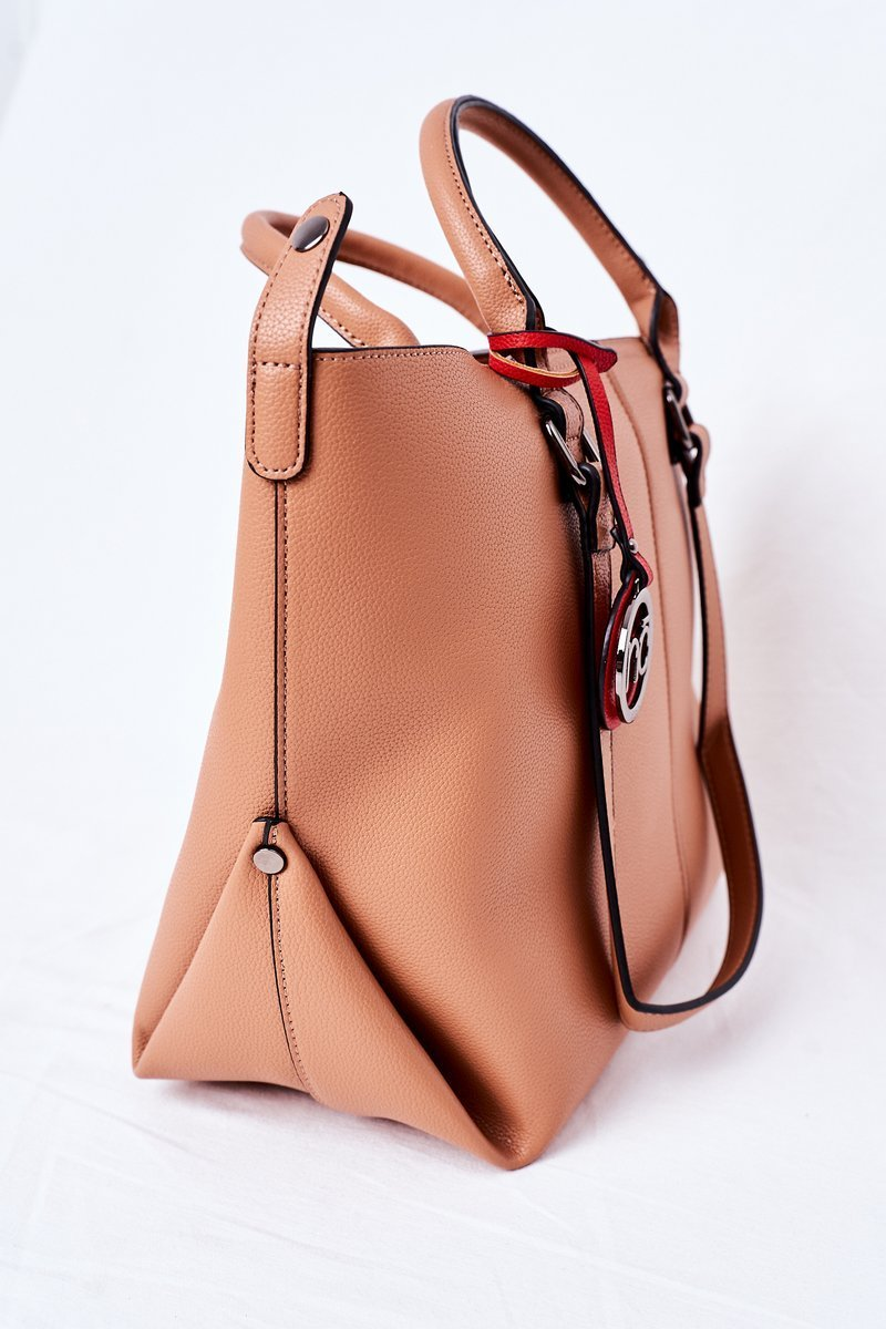 Shopper Shoulder Bag NOBO K2300 Light Brown
