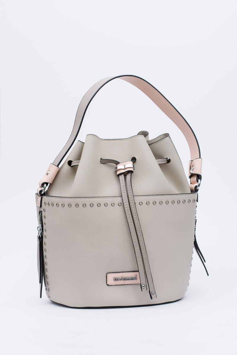 Women Beige Purse Monnari Bag