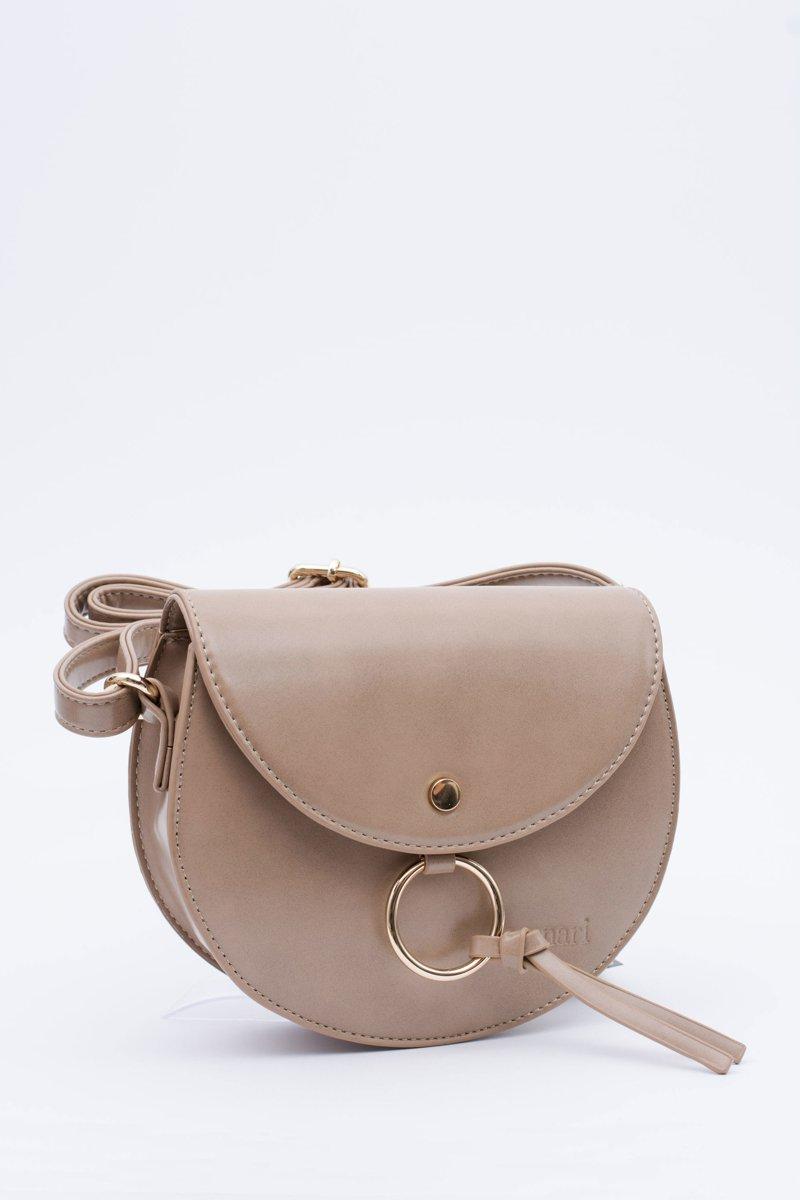Women Beige Stylish Bag