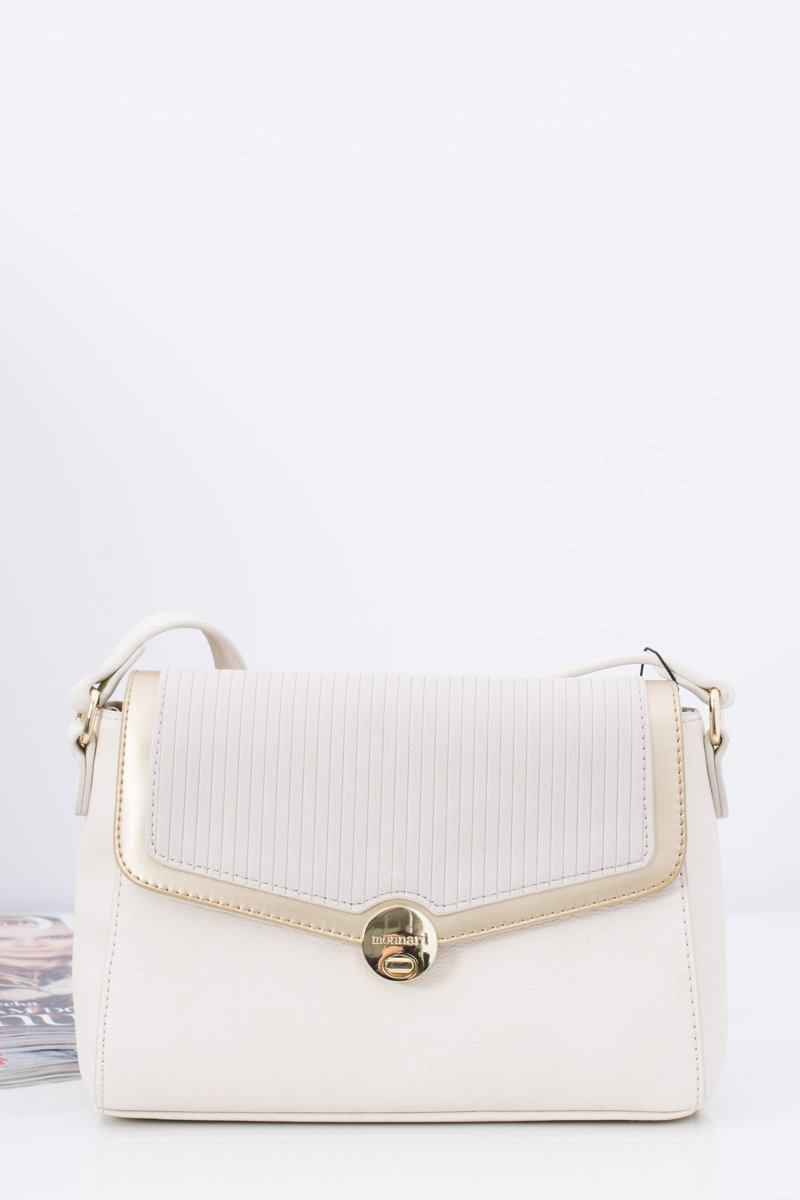 Women's Bag Beige Monnari Bag Messenger