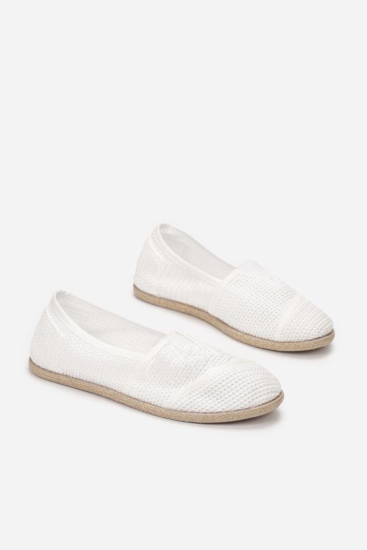 Women's Espadrilles White Arianna