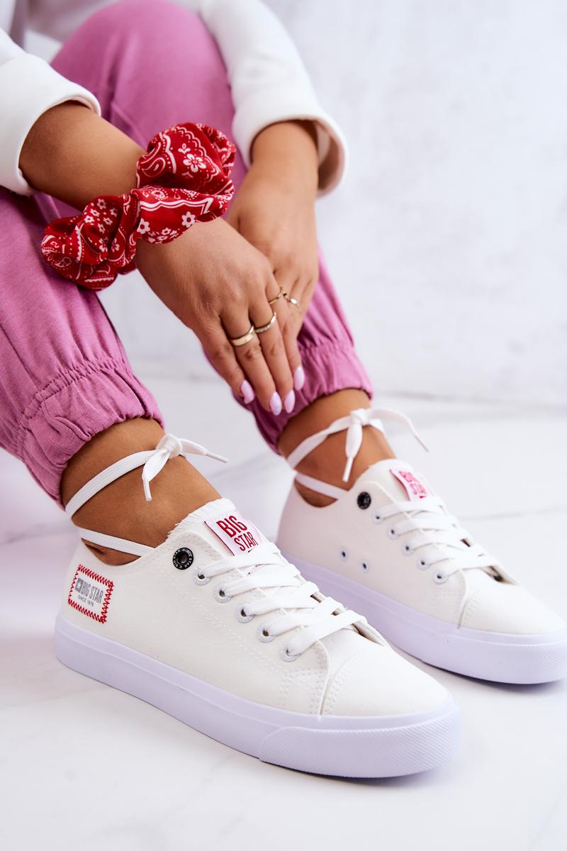 Women's Sneakers BIG STAR HH274131 White