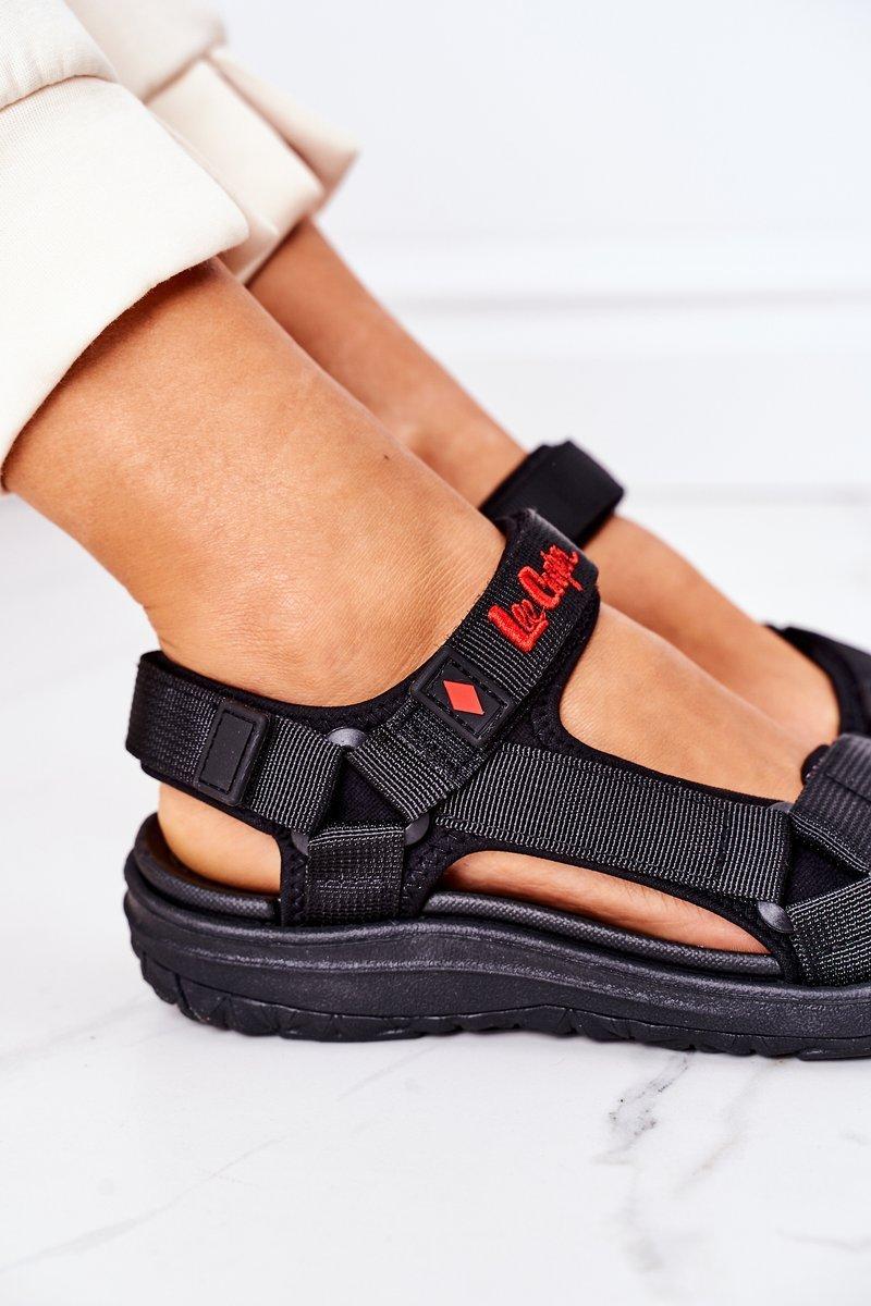 Women's Sport Sandals Lee Cooper LCW-21-34-0211L Black
