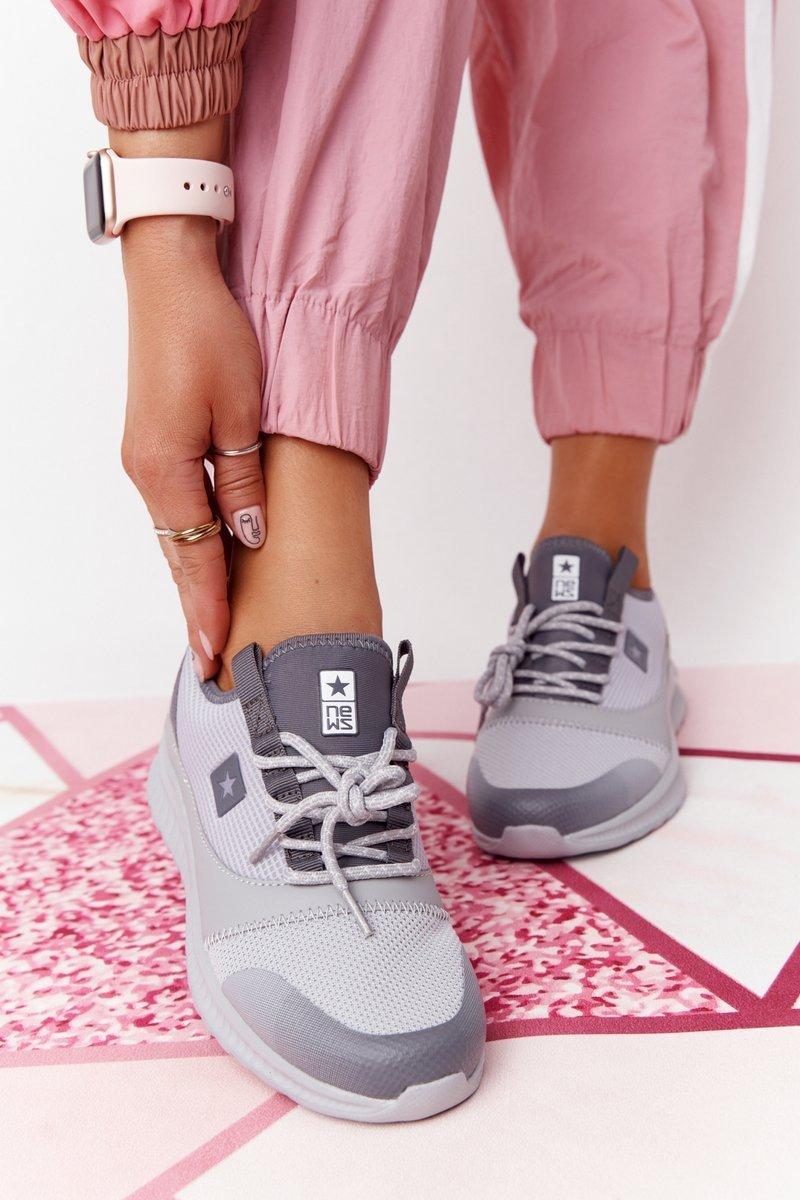 Women's Sport Shoes Comfort Foam Grey The Best