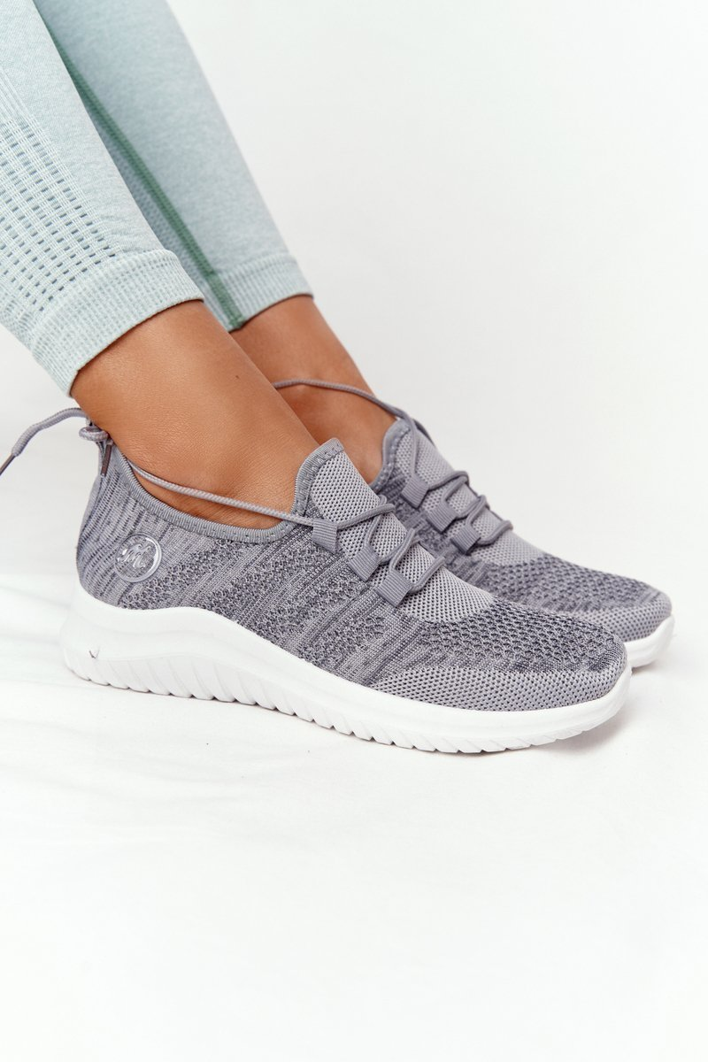 Women's Sport Shoes Grey Workout