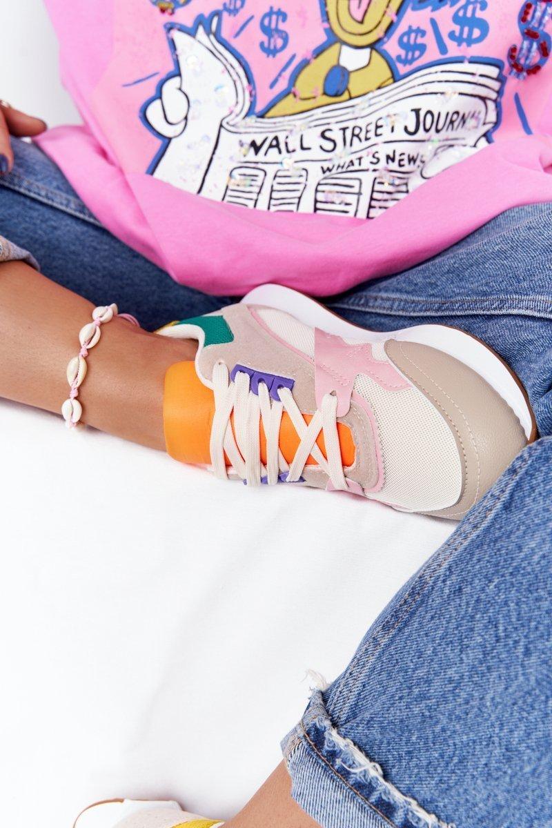 Women's Sport Shoes Sneakers Beige After Hours