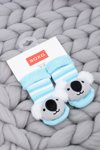 Baby Rattle Socks Teddy Bear Koala Soxo