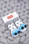 Baby Socks with Rattle Soxo Toy Car