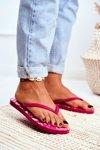 Lu Boo Pink Women's Flip Aztec Flip-flops Havanna