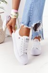 Women's Sneakers Lee Cooper LCW-21-31-0082L White